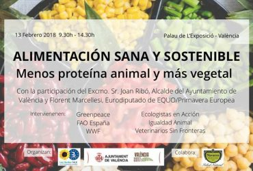 Conexamos en la Jornada 'Alimentación sana y sostenible'